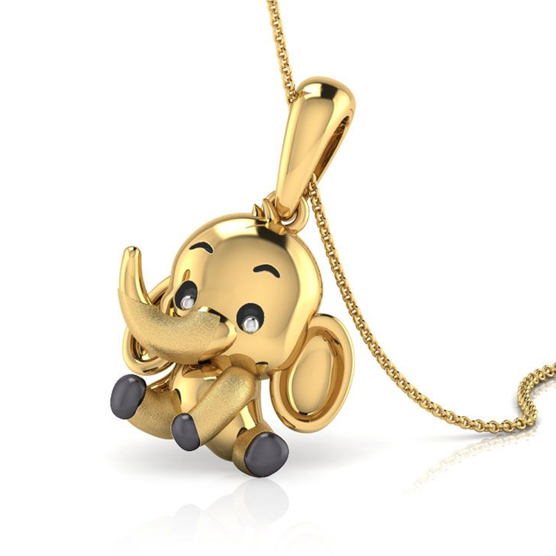 Gold Baby Items