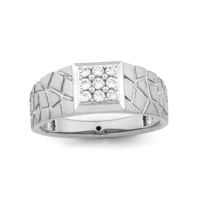 Multistone Ring